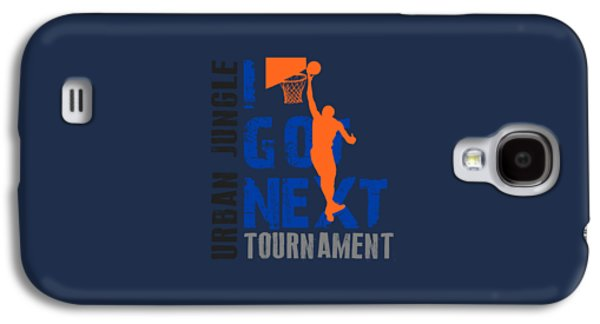 Basketball I Got Next Galaxy S4 Case by Joe Hamilton