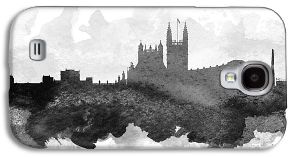 Somerset Galaxy S4 Cases - Bath Cityscape 11 Galaxy S4 Case by Aged Pixel