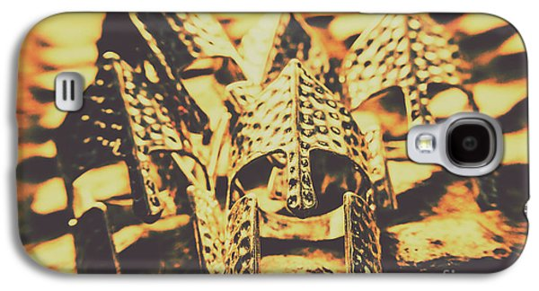 Battle Armoury Galaxy S4 Case by Jorgo Photography - Wall Art Gallery