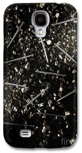 Battle Blades Galaxy S4 Case by Jorgo Photography - Wall Art Gallery