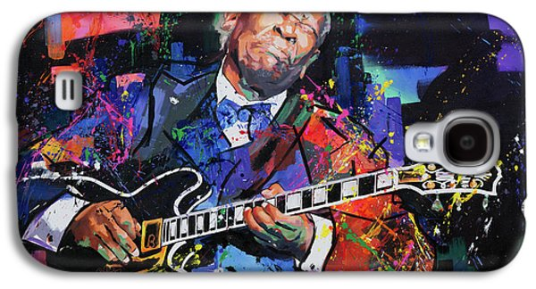 Bb King Galaxy S4 Case by Richard Day