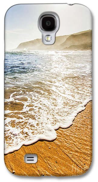 Beach Fine Art Galaxy S4 Case by Jorgo Photography - Wall Art Gallery