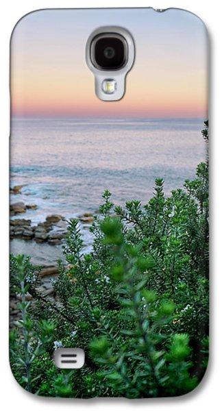 Haze Galaxy S4 Cases - Beach Retreat Galaxy S4 Case by Az Jackson