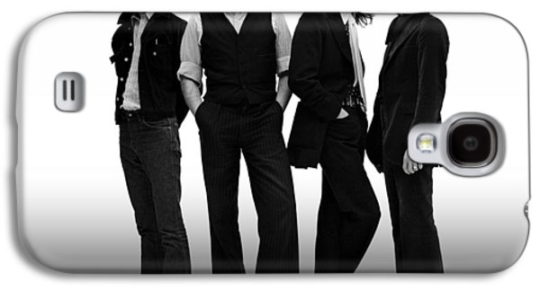 Beatles Galaxy S4 Cases - Beatles 1968 Galaxy S4 Case by Movie Poster Prints