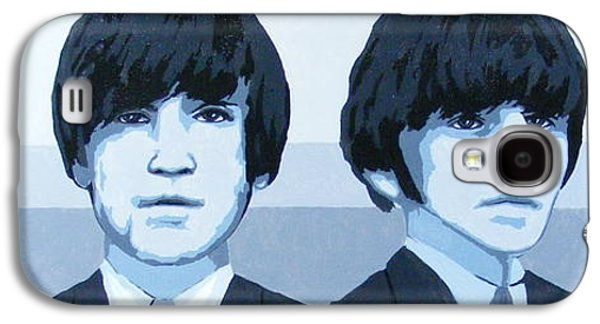 Beatles Galaxy S4 Cases - Beatles1 Galaxy S4 Case by Ken Jolly