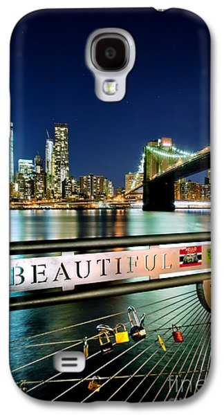 Midtown Galaxy S4 Cases - Beautiful Galaxy S4 Case by Az Jackson