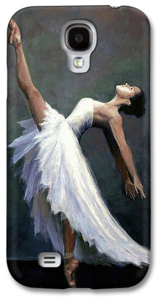 Beautiful Dancer Galaxy S4 Case by Janet King