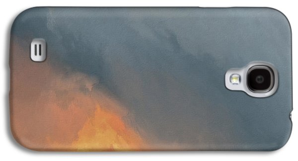 Beautiful Day Galaxy S4 Case by Lonnie Christopher