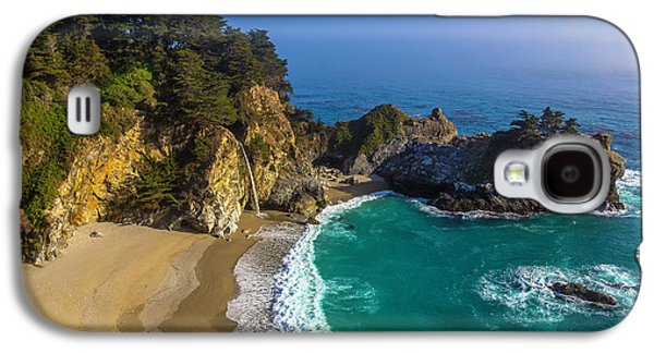 Beautiful Mcway Falls Cove Galaxy S4 Case by Garry Gay