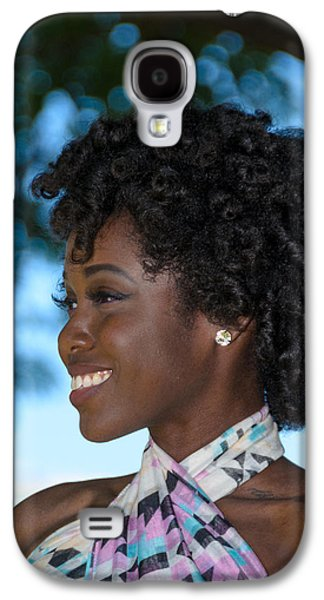 African-american Galaxy S4 Cases - Beautiful Galaxy S4 Case by Nikolai Martusheff