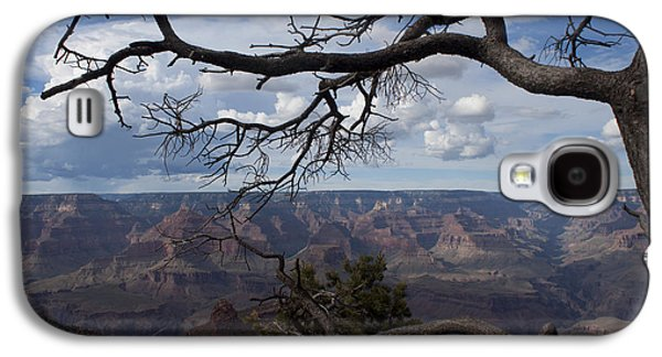 Original Art Photographs Galaxy S4 Cases - Beautiful View of Grand Canyon Galaxy S4 Case by Ivete Basso Photography