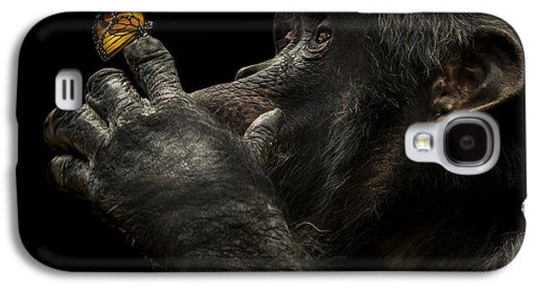 Beauty And The Beast Galaxy S4 Case by Paul Neville