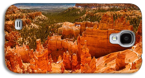 Haybale Galaxy S4 Cases - Beauty Of Bryce Canyon Galaxy S4 Case by Robert Bales