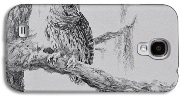 Drawing Galaxy S4 Cases - Before I Go Galaxy S4 Case by Jim Young