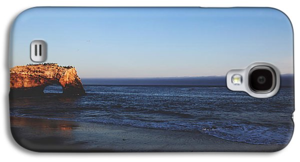 Santa Cruz Ca Galaxy S4 Cases - Before The Day is Done Galaxy S4 Case by Laurie Search