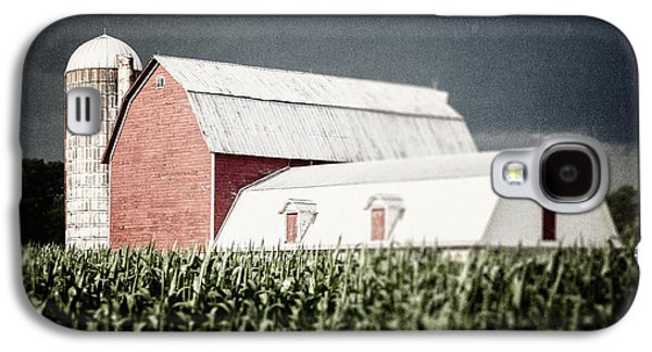 Landscapes Photographs Galaxy S4 Cases - Before the Storm Galaxy S4 Case by Lisa Russo