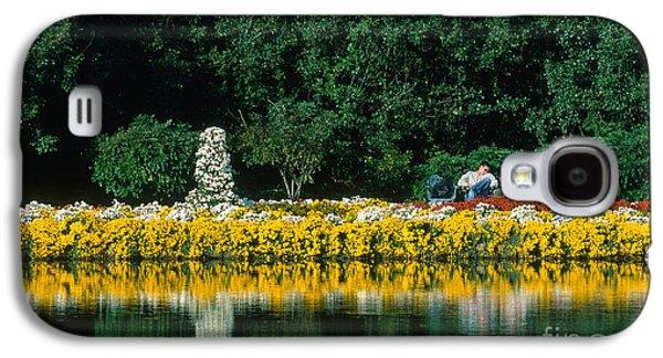 Botanical Galaxy S4 Cases - Bellingrath Gardens in Alabama Galaxy S4 Case by Jeffrey Lepore