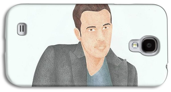 Ben Affleck Galaxy S4 Case by Toni Jaso