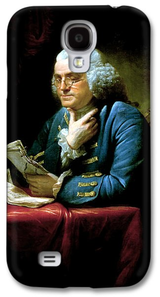 American Galaxy S4 Cases - Ben Franklin Galaxy S4 Case by War Is Hell Store