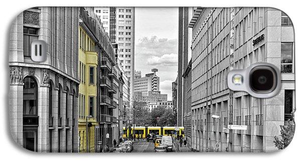 Berlin Impressions Iv Galaxy S4 Case by Joachim G Pinkawa