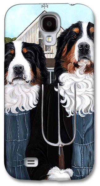 Berner Gothic Galaxy S4 Case by Liane Weyers