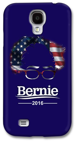 Bernie Sanders 2016 Galaxy S4 Case by Marvin Blaine