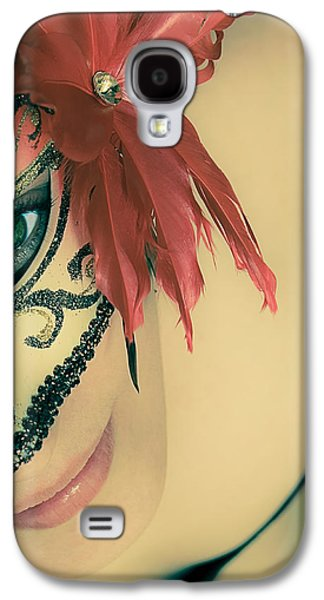 Luminous Body Galaxy S4 Cases - Beyond the Mask #02 Galaxy S4 Case by Loriental Photography