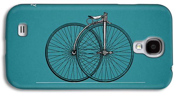 Bicycle Photographs Galaxy S4 Cases - Bicycle 1889 Galaxy S4 Case by Mark Rogan