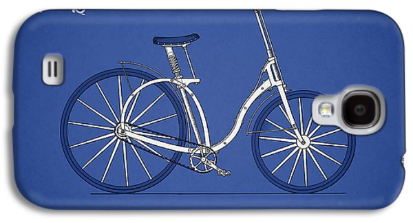 Bicycle 1892 Galaxy S4 Case by Mark Rogan