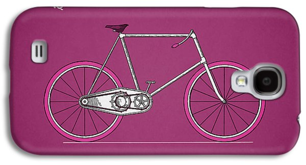 Bicycle Photographs Galaxy S4 Cases - Bicycle 1895 Galaxy S4 Case by Mark Rogan