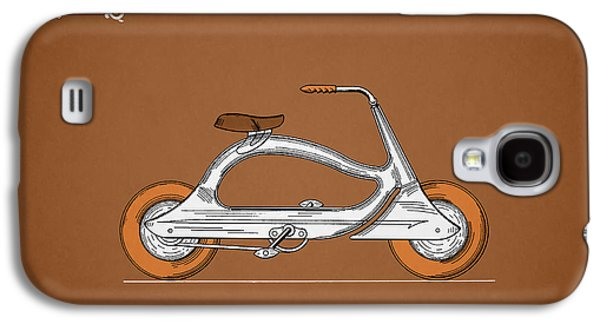 Bicycle Photographs Galaxy S4 Cases - Bicycle 1938 Galaxy S4 Case by Mark Rogan