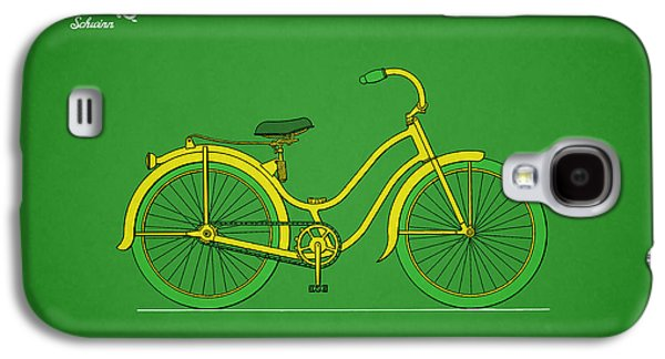 Bicycle Photographs Galaxy S4 Cases - Bicycle Design 1935 Galaxy S4 Case by Mark Rogan