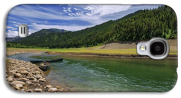 Big Elk Creek Galaxy S4 Case by Chad Dutson