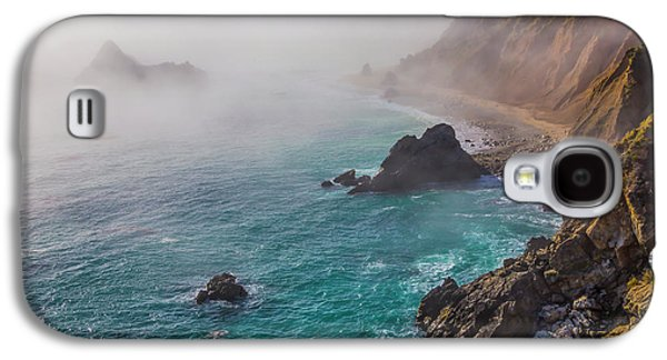 Big Sur Coastal Fog Galaxy S4 Case by Garry Gay