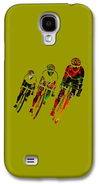 Bike Race Galaxy S4 Case by Marvin Blaine