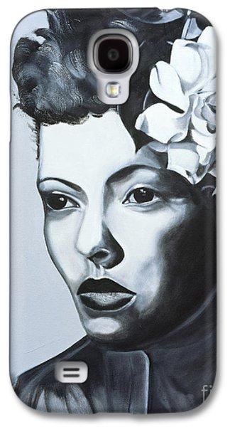 Billie Holiday Galaxy S4 Case by Kaaria Mucherera