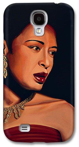 Billie Holiday Galaxy S4 Case by Paul Meijering