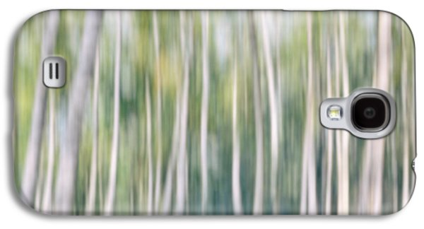 Abstract Digital Galaxy S4 Cases - Birch abstract 2 Galaxy S4 Case by SK Pfphotography