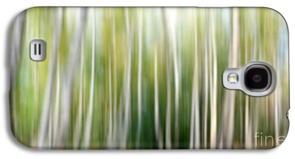 Abstract Digital Galaxy S4 Cases - Birch abstract Galaxy S4 Case by SK Pfphotography