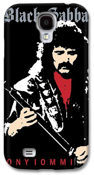 Photomanipulation Galaxy S4 Cases - Black Sabbath No.02 Galaxy S4 Case by Caio Caldas