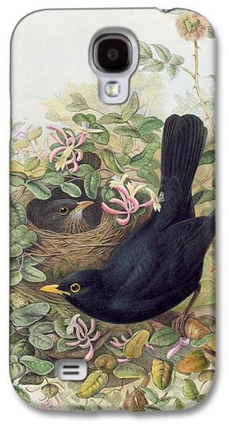 Blackbird,  Galaxy S4 Case by John Gould