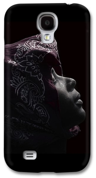 Contemplative Photographs Galaxy S4 Cases - Blind to the Darkness Galaxy S4 Case by Kellice Swaggerty