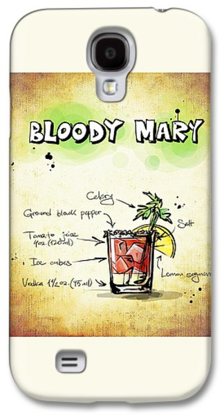 Bloody Mary Galaxy S4 Case by Movie Poster Prints