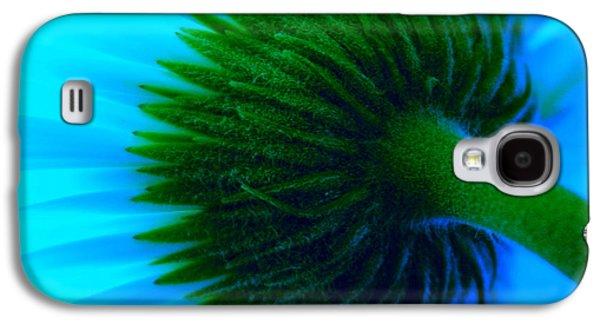 Blue Joy Galaxy S4 Case by Krissy Katsimbras