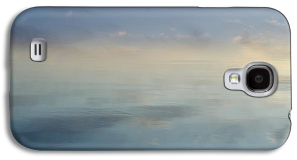 Contemplative Photographs Galaxy S4 Cases - Blue Morning at Glendale Galaxy S4 Case by Dave Gordon
