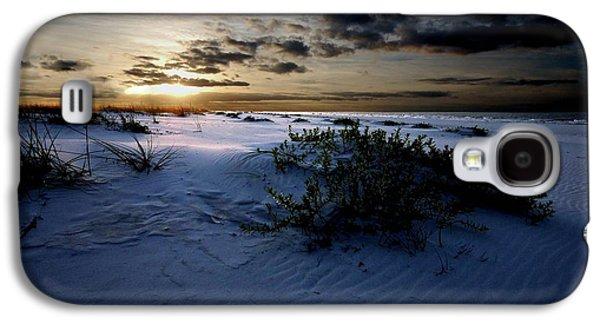 Crimson Tide Galaxy S4 Cases - Blue Morning Galaxy S4 Case by Michael Thomas