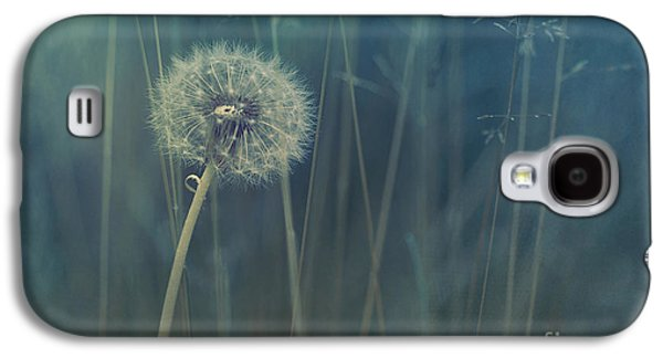 Blue Tinted Galaxy S4 Case by Priska Wettstein