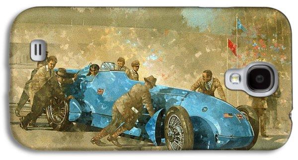 Bluebird Galaxy S4 Case by Peter Miller