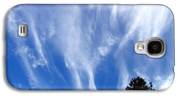 Blustery Sky Galaxy S4 Case by Will Borden