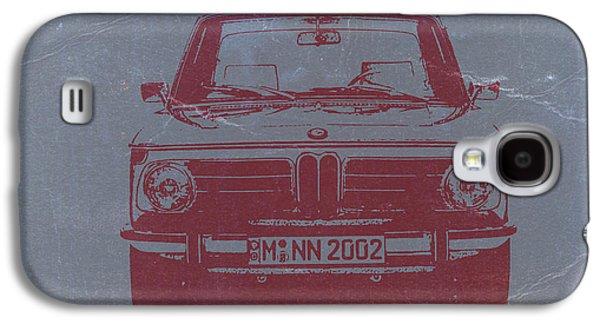 Automotive Digital Galaxy S4 Cases - Bmw 2002 Galaxy S4 Case by Naxart Studio